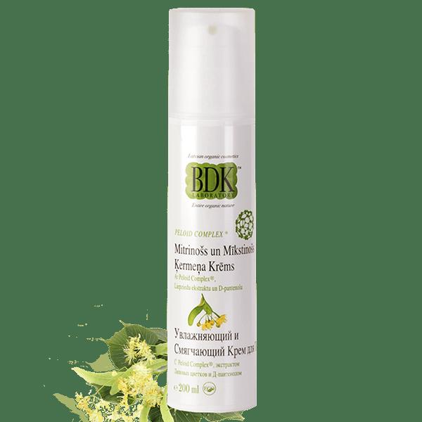 Moisturizing and Softening Body Cream